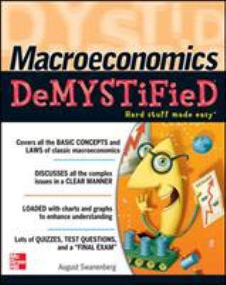 book cover: Macroeconomics Demystified
