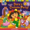 Go to record Dora's costume party!